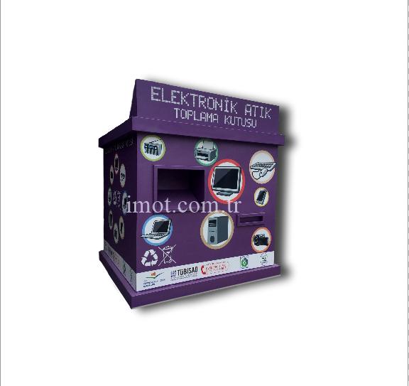 Elektronik Atık Toplama Kutusu (2)